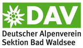 Logo DAV Sektion Bad Waldsee